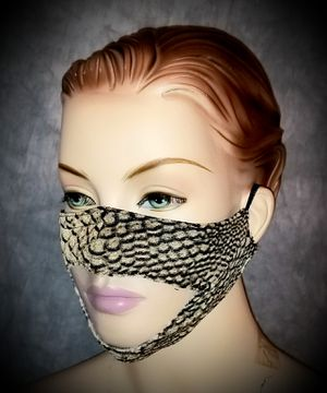 Face mask for lip reading for Sale in Largo, FL