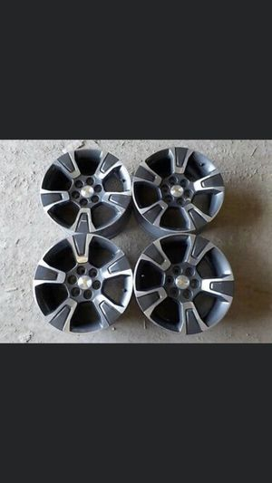 2017 17in Colorado Rims for Sale in Kansas City, MO