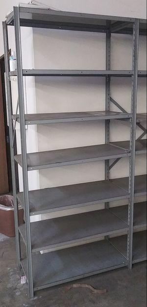 Nice metal shelving for Sale in Pico Rivera, CA