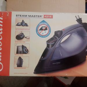 Steam Master Iron for Sale in Chester, PA