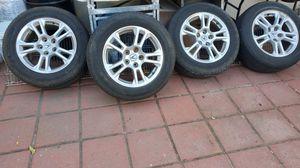 "17"" Honda Acura wheels 5x120 for Odyssey, MDX, RIDGELINE, TL for Sale in Ontario, CA"