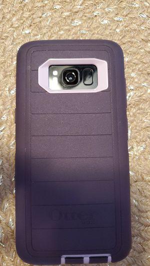 Samsung galaxy s8 otterbox case for Sale in Pedricktown, NJ