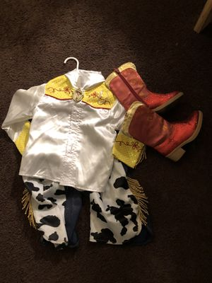 Toy Story Jessie costume for Sale in Rowland Heights, CA