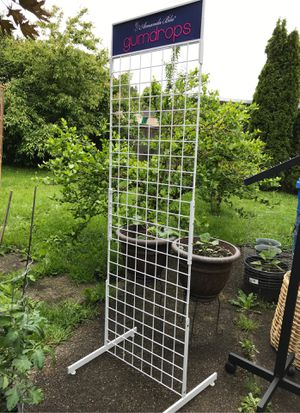 Wire Grid Display Rack for Sale in Orting, WA
