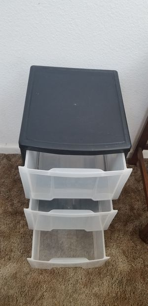 Plastic bins containers for Sale in Riverbank, CA