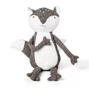 "New 19"" Cloud Island Fox Plush Toy Doll Stuffed Animal Woodland Grey White NWT for Sale in Milwaukee, WI"