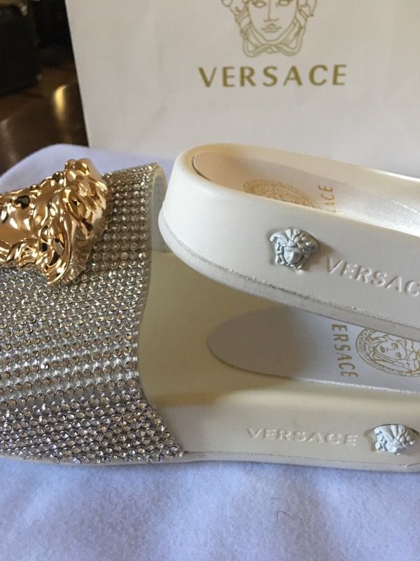 Versace Slides (queen)