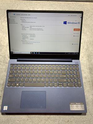 "Lenovo - IdeaPad 330S 15.6"" Laptop - Intel Core i3 - 4GB Memory - 128GB Solid State Drive - Midnight Blue for Sale in Dallas, TX"