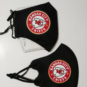 Kansas City Chiefs Face Mask for Sale in Fort Worth, TX