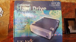 External hard drive firewire for Sale in Columbia, TN