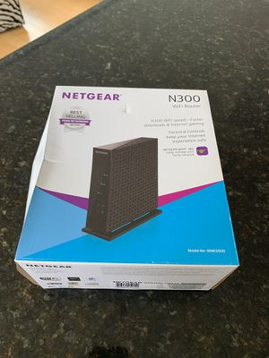 Net gear WiFi router for Sale in Chicago, IL