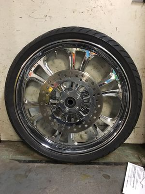 Harley Davidson touring wheels for Sale in Cleveland, OH
