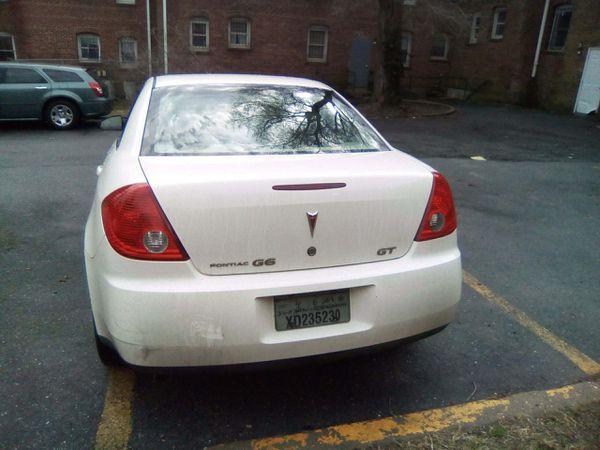 Pontiac G6 GT 08
