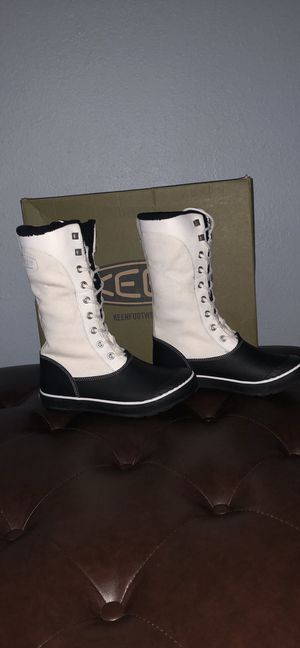 Keen Elsa Tall Canvas Boots Women's 8.5 for Sale in Dallas, TX