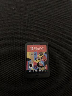 Nintendo switch labo game for Sale in Roanoke, VA