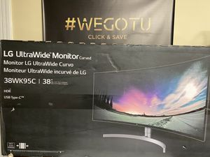 LG 3WK95C Gaming Monitor for Sale in Nashville, TN