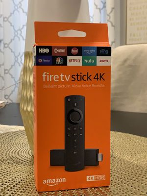 FIRE TV 4K NEW SEALED for Sale in The Bronx, NY
