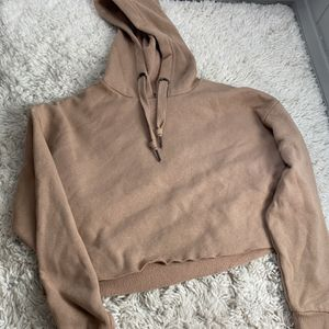 Light pink Cropped Hoodie for Sale in San Diego, CA
