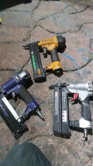 brad nail guns for Sale in West Hollywood, CA