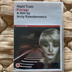 Classic Polish Film Night Train for Sale in Baltimore, MD