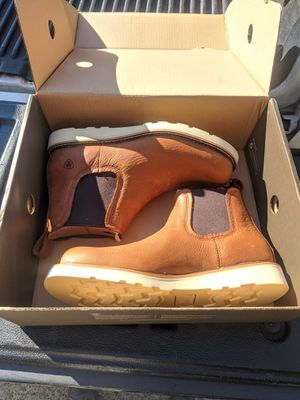 Ariat Mens Golden Grizzly Golden Grizzly Ankle Boots Size 13 for Sale in Citrus Heights, CA