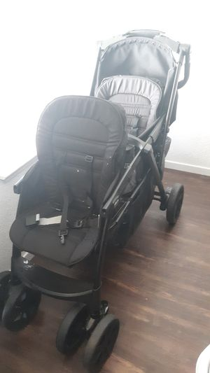 CHICO DOUBLE STROLLER for Sale in San Jose, CA