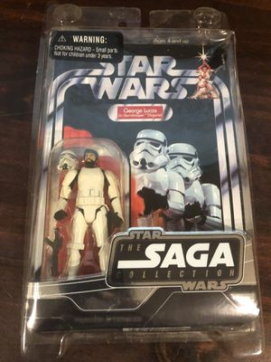 Star Wars George Lucas (in Stormtrooper Disguise) for Sale in Winterville, NC