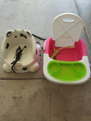 Kids eating chairs for Sale in Phoenix, AZ