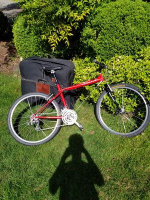 Slingshot travel folding bike for Sale in Issaquah, WA