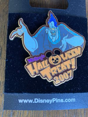 Hades Halloween Treat Party Disney Pin for Sale in Trabuco Canyon, CA
