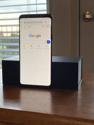 Samsung Galaxy S9+ w/ fast charger usb-c for Sale in Manchaca, TX