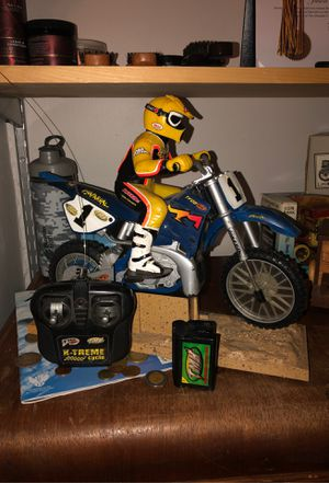 Rc dirt bike for Sale in Moon, PA