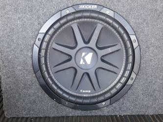 Kicker Comp Series for Sale in Pearland,  TX