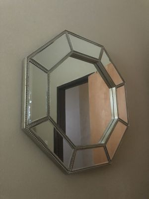 Gold Trim Wall Mirror For Sale for Sale in Cleveland, OH