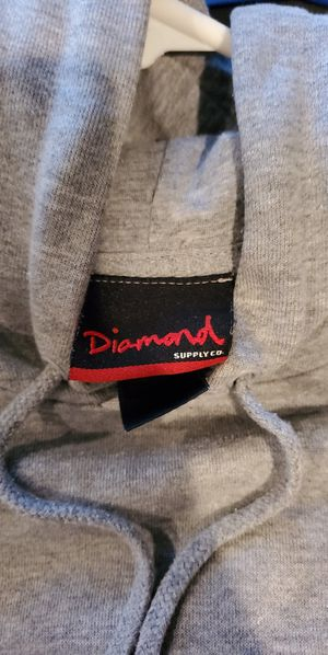 Diamond supply co hoodie size medium for Sale in San Jose, CA