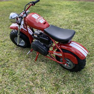 Coleman Mini Bike Motorcycle for Sale in West Palm Beach, FL