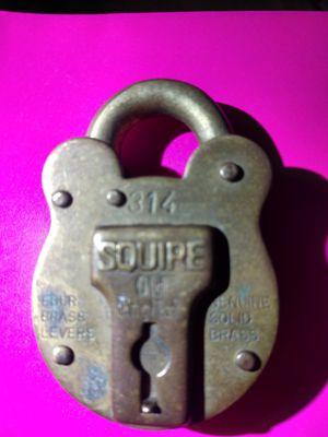 Antique pad lock for Sale in Landrum, SC