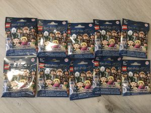 LEGO HARRY POTTER/FANTASTIC BEAST 10 ct MINIFIGURE LOT 71022 for Sale in Las Vegas, NV