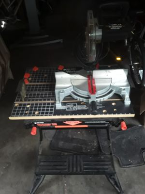 Chop saw for Sale in San Jose, CA