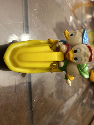 Huey Dewey Louie Duck Tales Walt Disney Toy Jet Ski 1988 VINTAGE Collectible for Sale in Crandall, TX