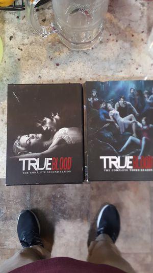 Trueblood seasons 2 & 3 for Sale in Renton, WA