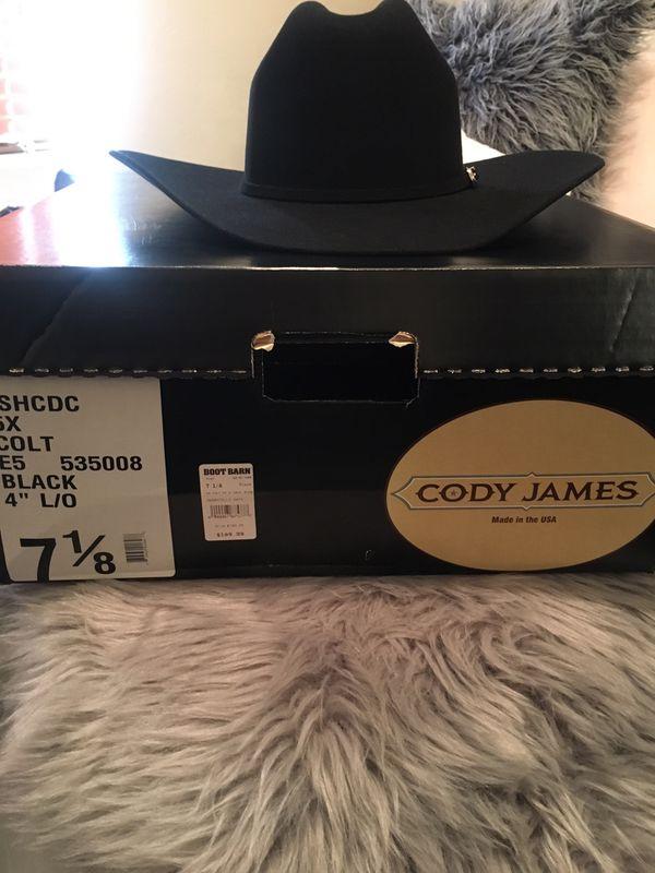 fccf3de7b931ad Mens New Cody James cowboy hat for Sale in Nogales, AZ - OfferUp