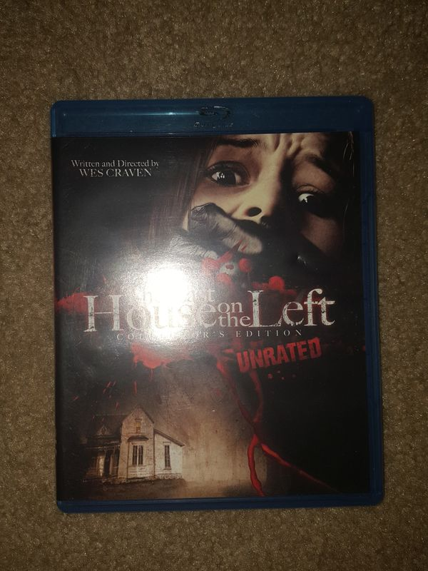 Last House On the Left (blu-ray/Horror)