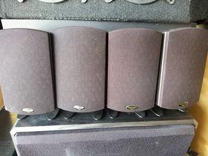 4 Klipsch speakers for Sale in Whittier, CA