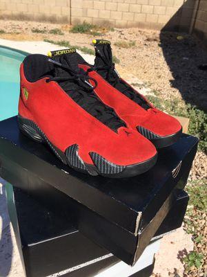 Jordan Retro 14s Ferrari (2014) for Sale in Glendale, AZ