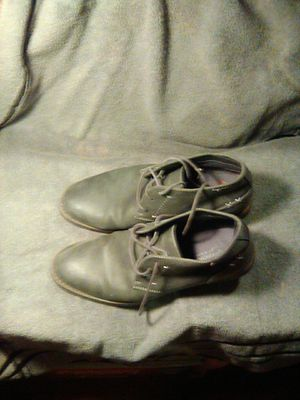 Arizona Jean Co. Gray leather dress shoes for Sale in Portland, OR