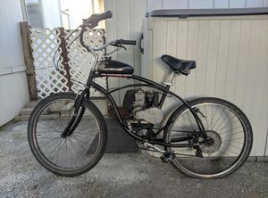 49cc 4 stroke motorized bicycle for Sale in Pleasant Hill, CA
