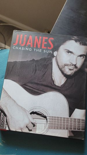 Juanes - book - Chasing the Sun for Sale in Ontario, CA