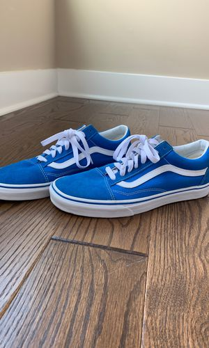 Blue Vans Size 10.5 for Sale in Cranberry Township, PA