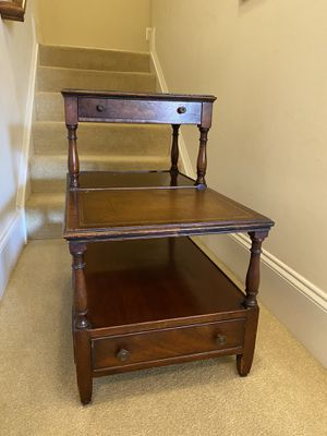 Antique End Table for Sale in Arlington, VA